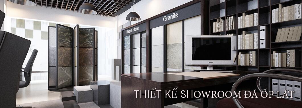 imgThiết kế showroom đá ốp lát