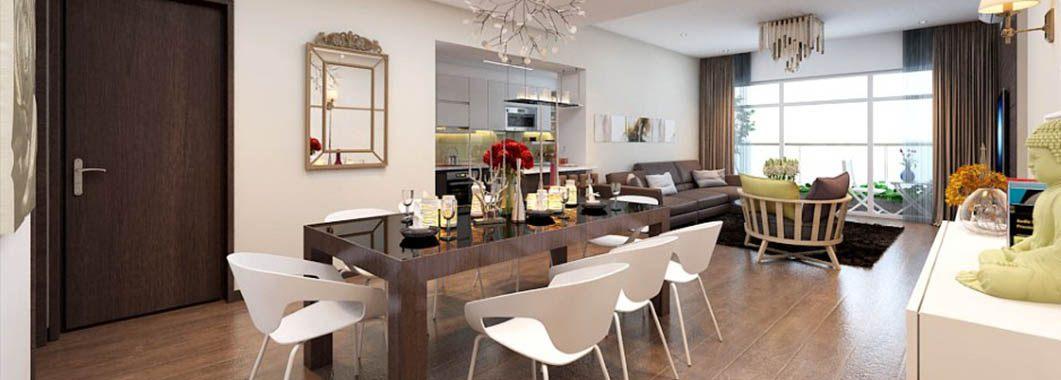 Thiết kế nội thất chung cư Mandarin Garden - Mrs.Thúy