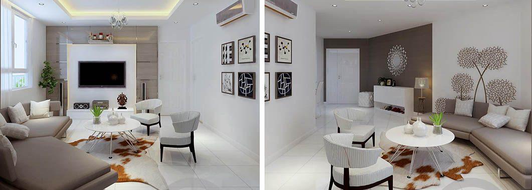 Thiết kế nội thất chung cư Hà Đô - Quận Gò Vấp