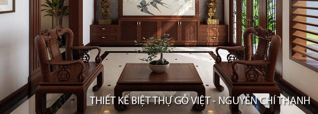imgThiết kế biệt thự gỗ việt - Anh Hùng