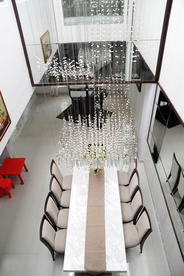 thiết kế biệt thự 2 tầng tphcm