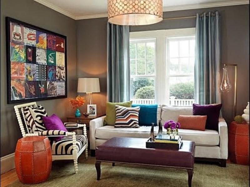 Những thiết kế thông minh cho phòng khách nhỏ hẹp