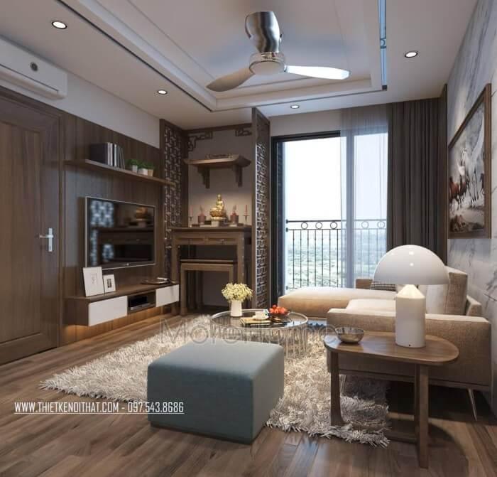 Design of shrine room