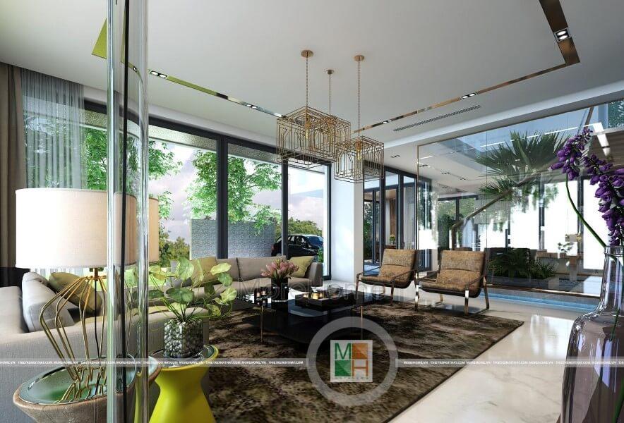 Hotel interior design